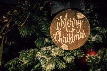 Christmas 2019 and New Year 2020 Opening Hours