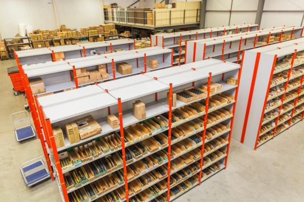 Call off stock for improved supply chain