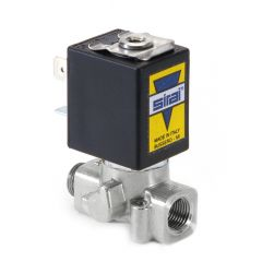 Sirai L272 STAINLESS STEEL Solenoid Valve - Zoedale Ltd - Supplier of Valves, Actuators and Flow Control Equipment