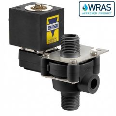 D132 Sirai Solenoid Valve WRAS Approved - Zoedale Ltd - Supplier of Valves, Actuators and Flow Control Equipment