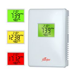 Flamefast CO2 Monitor with Relay output 230VAC