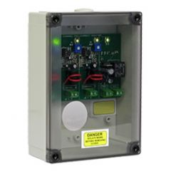 Flamefast Fan Current Monitor 3 channel - zoedale ltd suppliers of valves actuators and flow control equipment