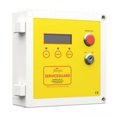 Flamefast ServiceGuard - Services Isolation System Gas Water  - Zoedale Ltd