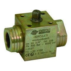 High Pressure Ball Valve - Carbon Steel - Omal - Zoedale Ltd - Supplier of Valves, Actuators and Flow Control Equipment