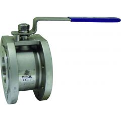 Manual Ball Valve - Wafer - Stainless Steel - Zoedale Ltd - Supplier of Valves, Actuators and Flow Control Equipment