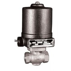 Magnatrol Type J Normally Closed Stainless Steel Solenoid Valve