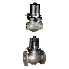 Magnatrol Type W Normally Closed Stainless Steel Solenoid Valve
